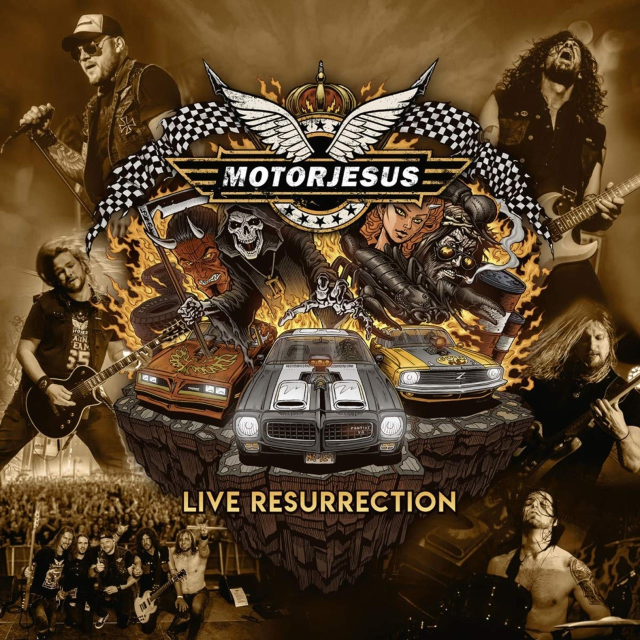 Live Resurrection - 1