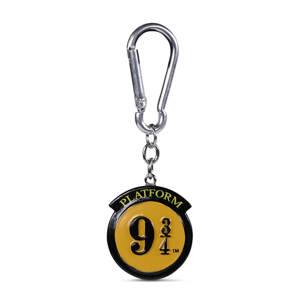 Platform 9 3/4: Harry Potter 3D Keychain - 2