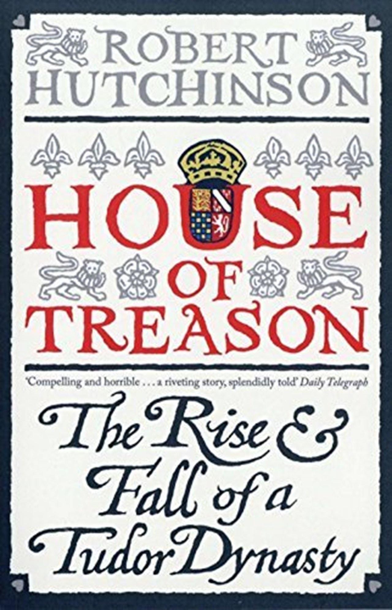 House Of Treason - 1