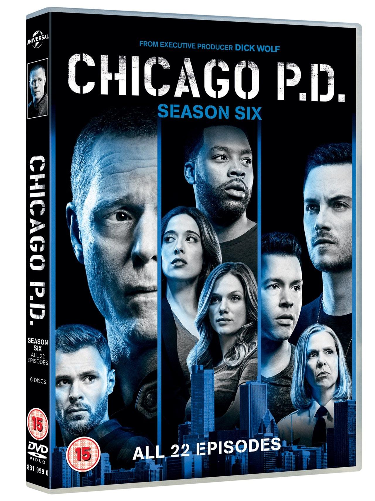 Chicago P.D.: Season Six - 2