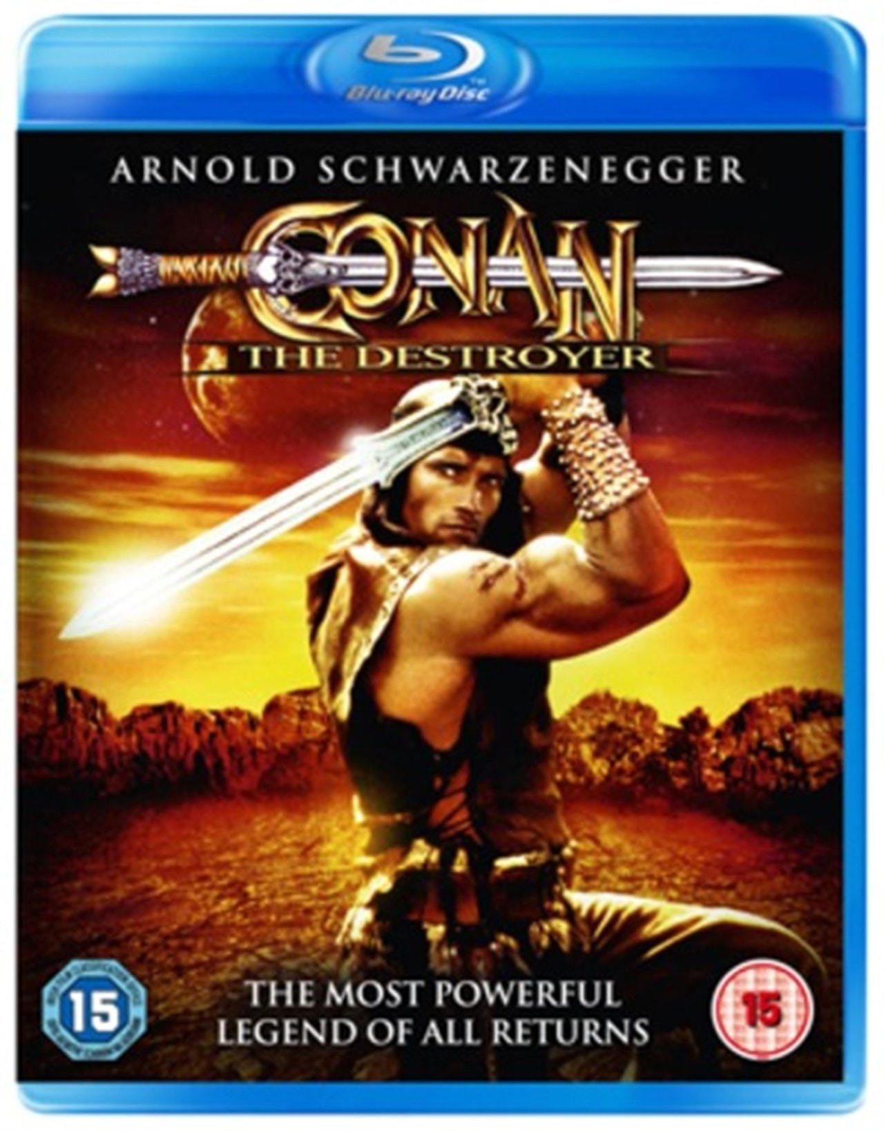 Conan the Destroyer - 1