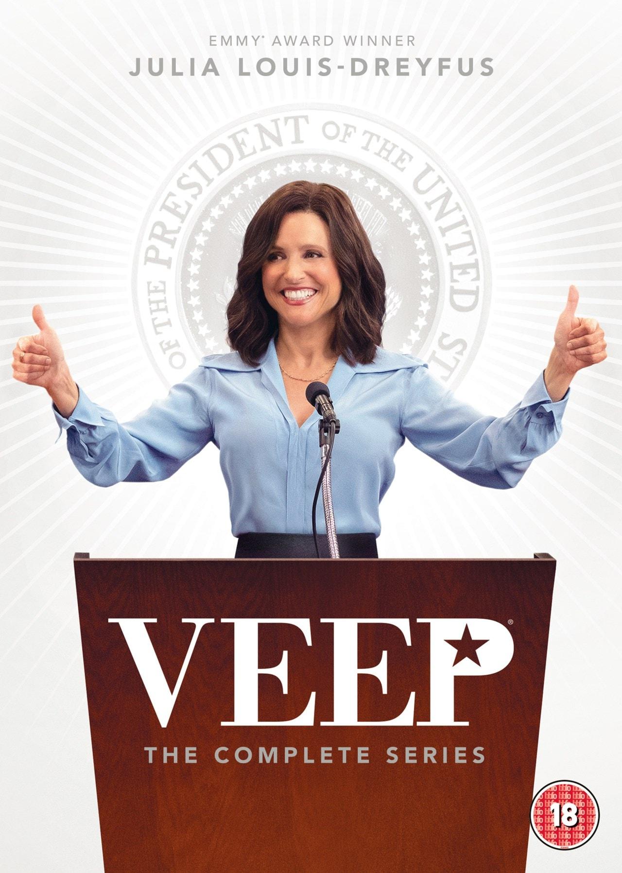 Veep: The Complete Series - 1