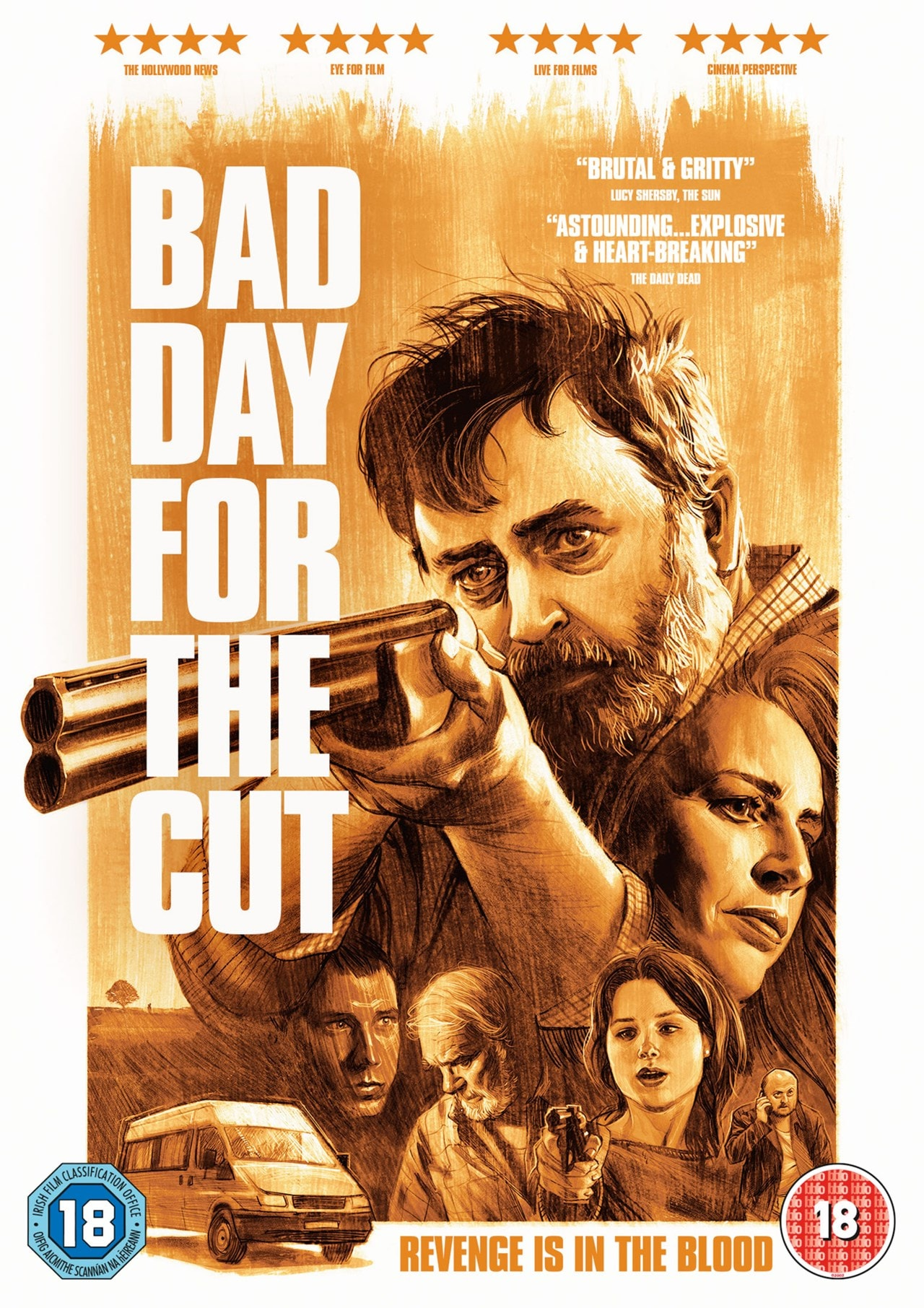 Bad Day for the Cut - 1