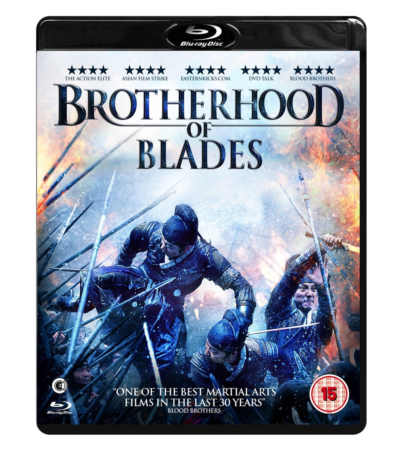 Brotherhood of Blades - 1