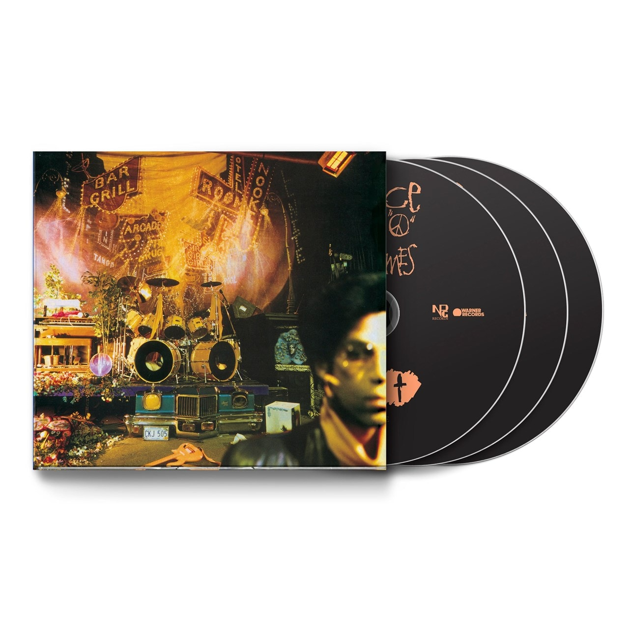 Sign O' the Times Deluxe Edition - 1