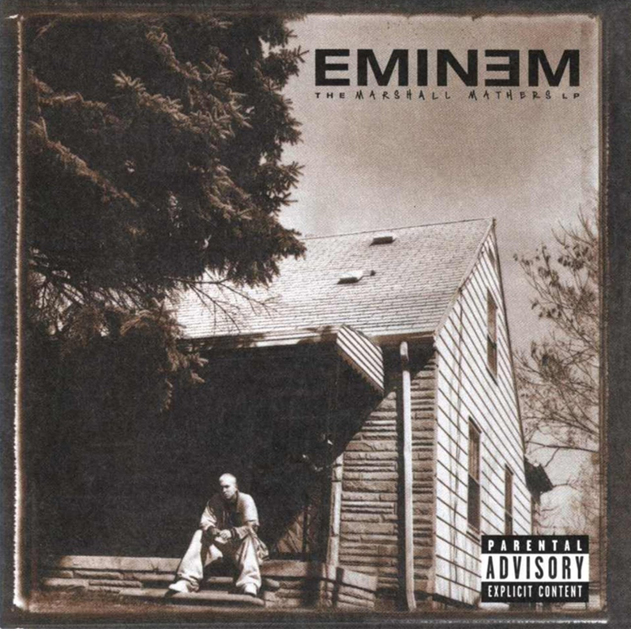 The Marshall Mathers LP - 1