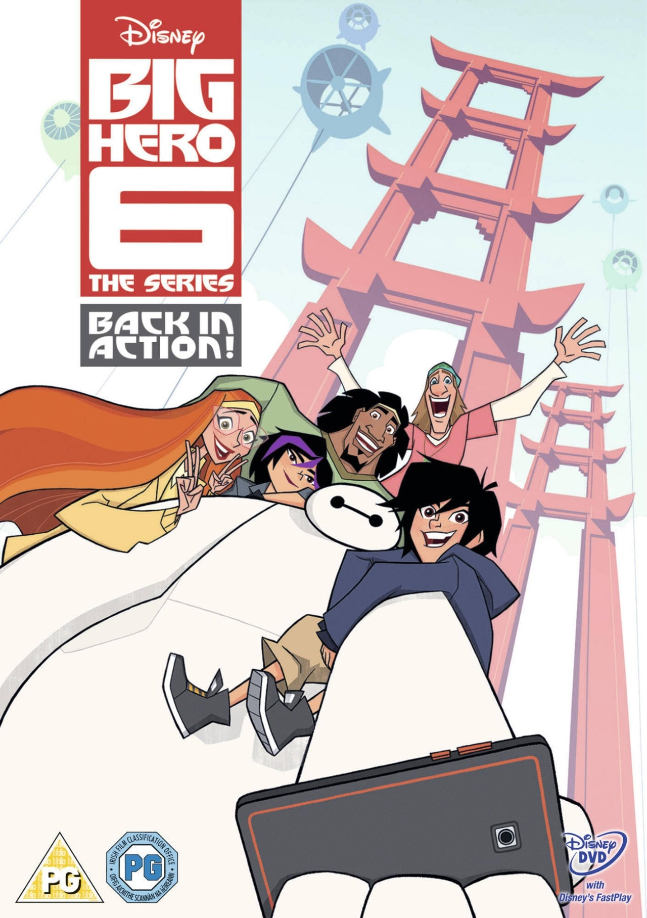 Big Hero 6: The Series - Back in Action - 1