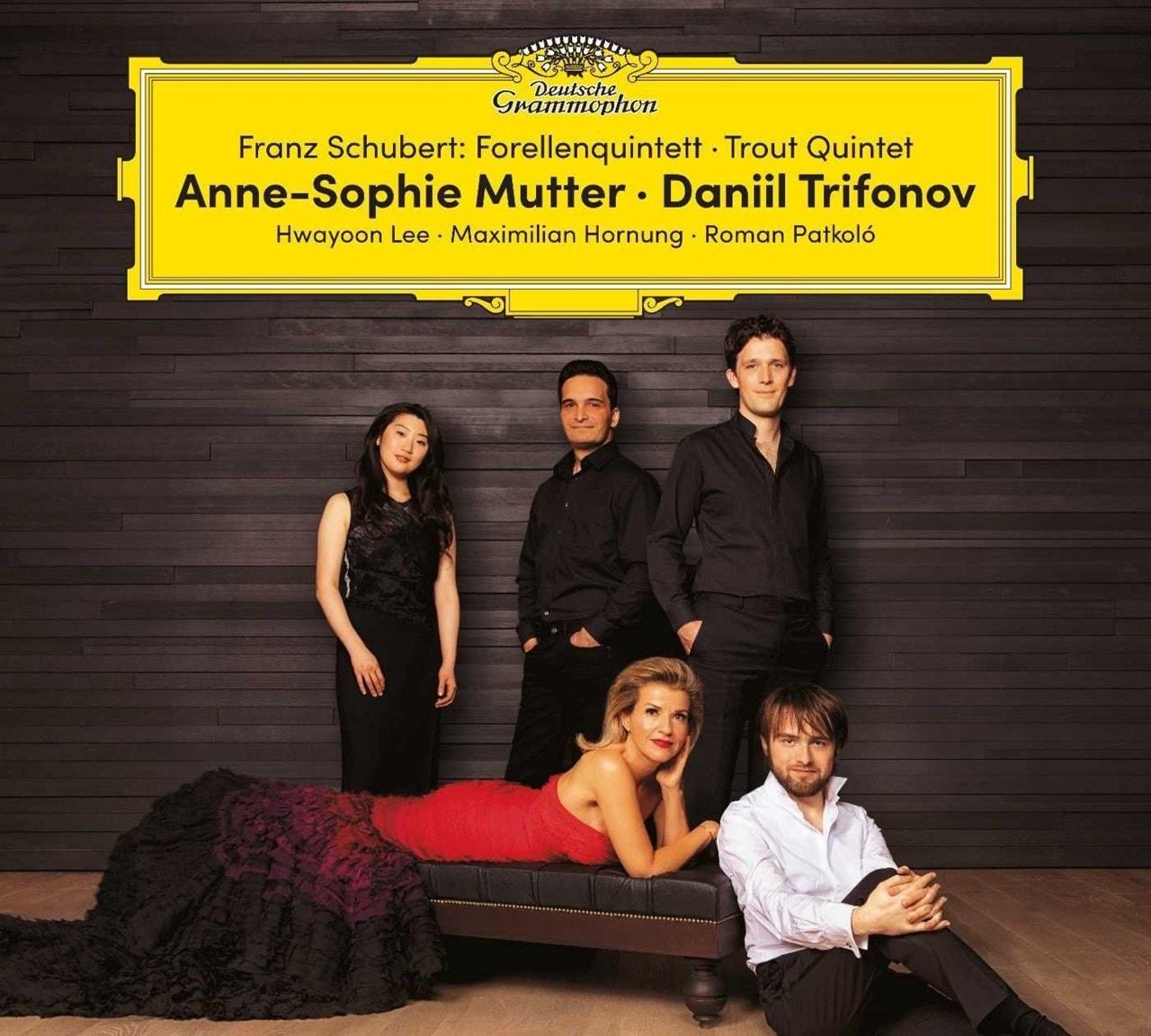 Franz Schubert: Forellenquintett - 1