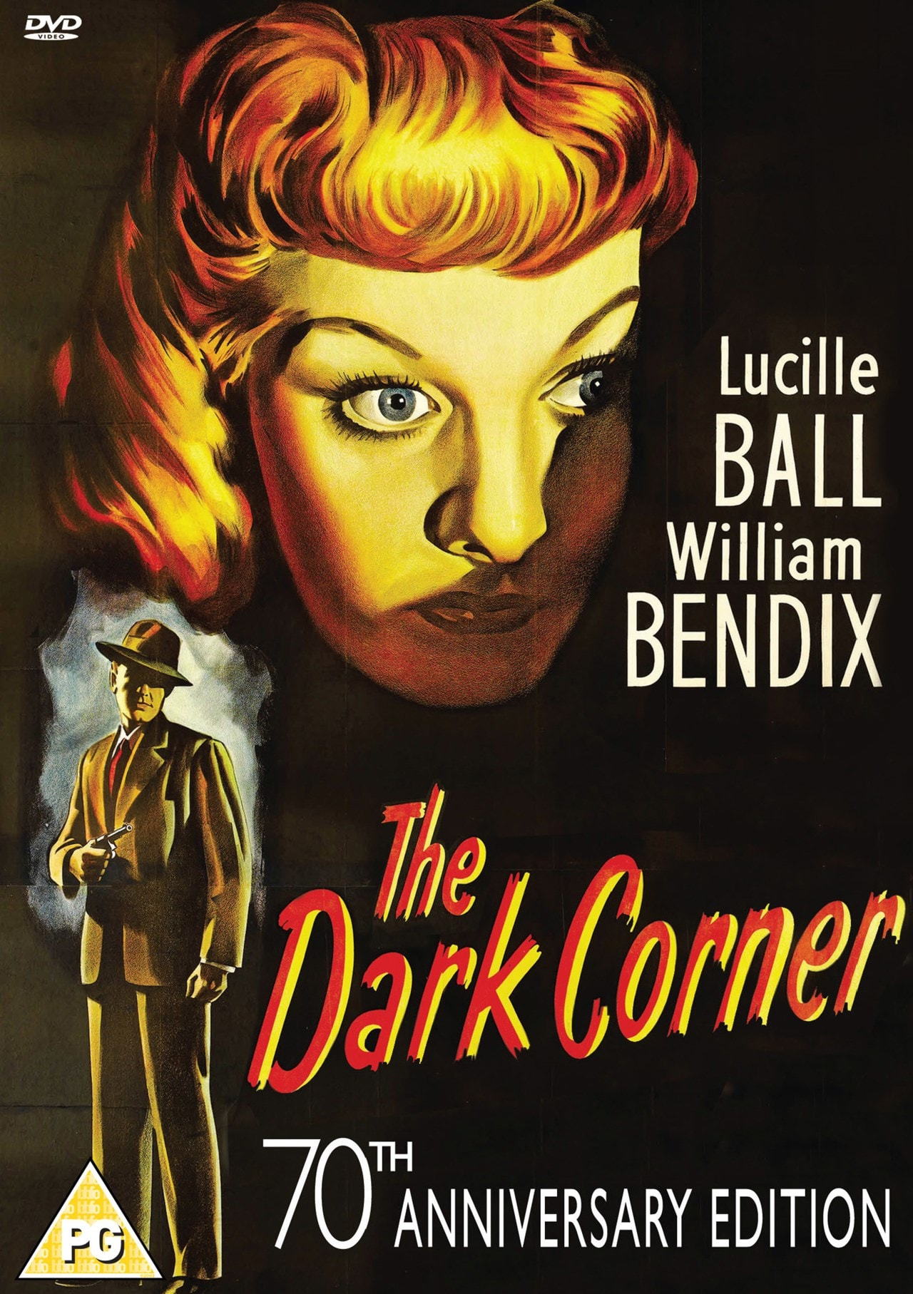 The Dark Corner - 1