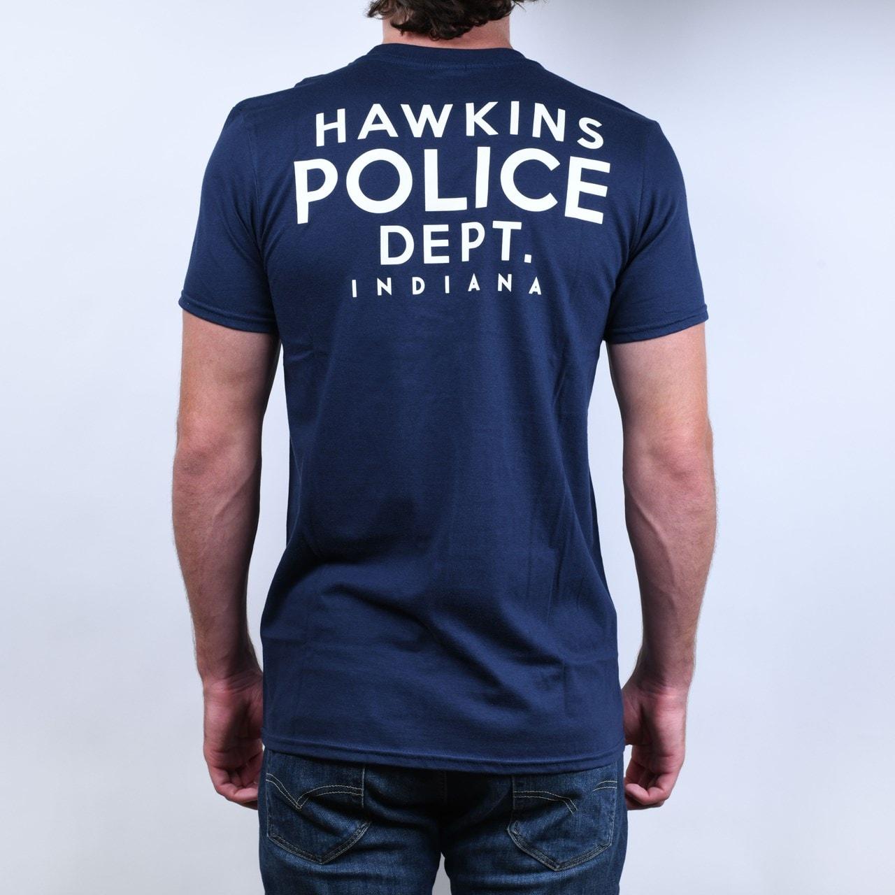 Stranger Things: Hawkins Police Dept (hmv Exclusive) (Large) - 4