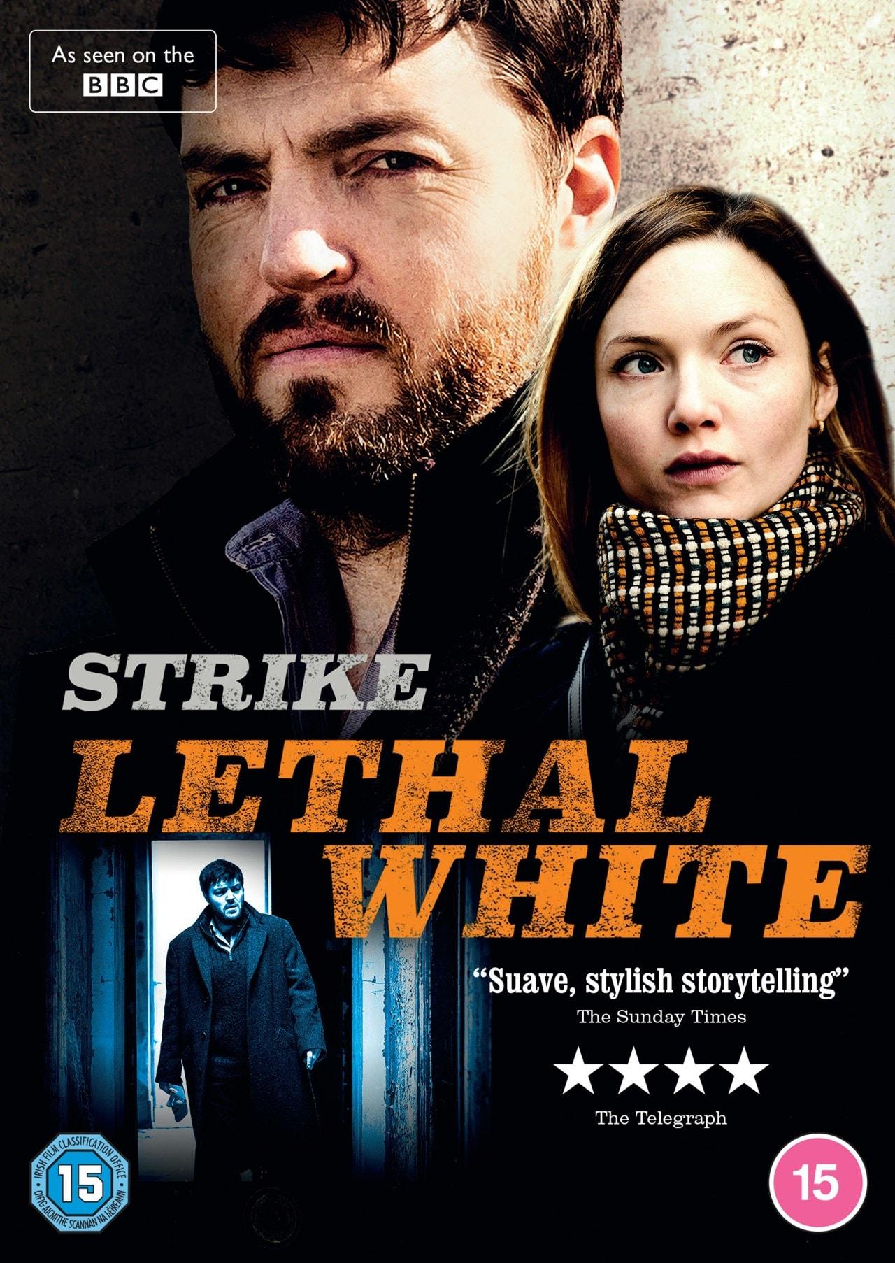Strike: Lethal White - 1