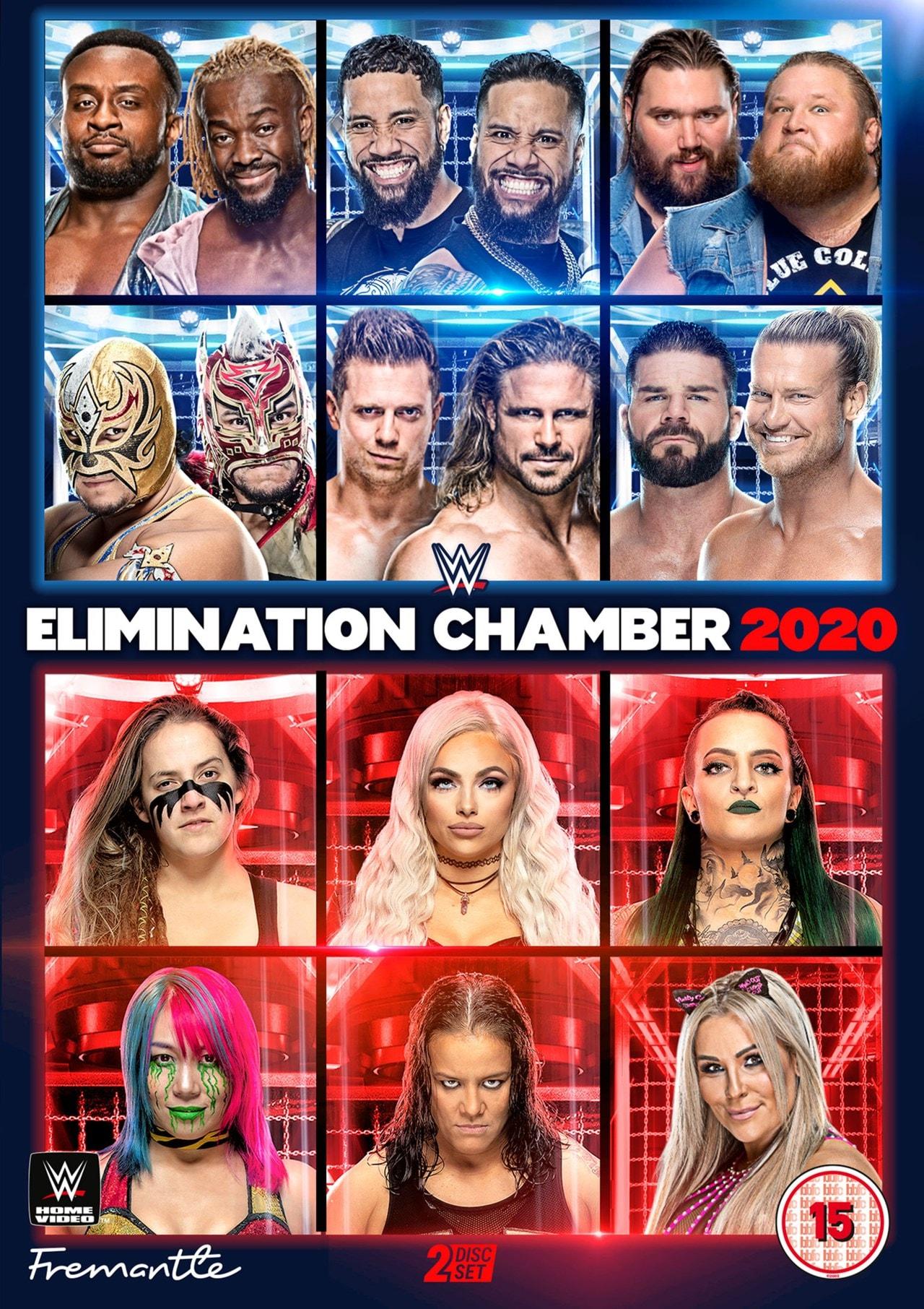 WWE: Elimination Chamber 2020 - 1