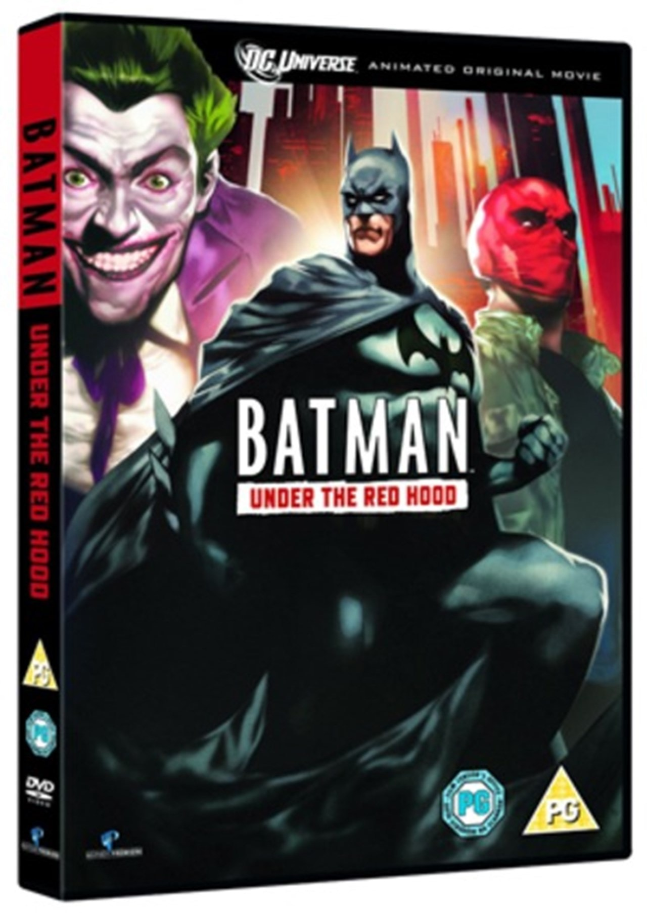 Batman: Under the Red Hood - 1