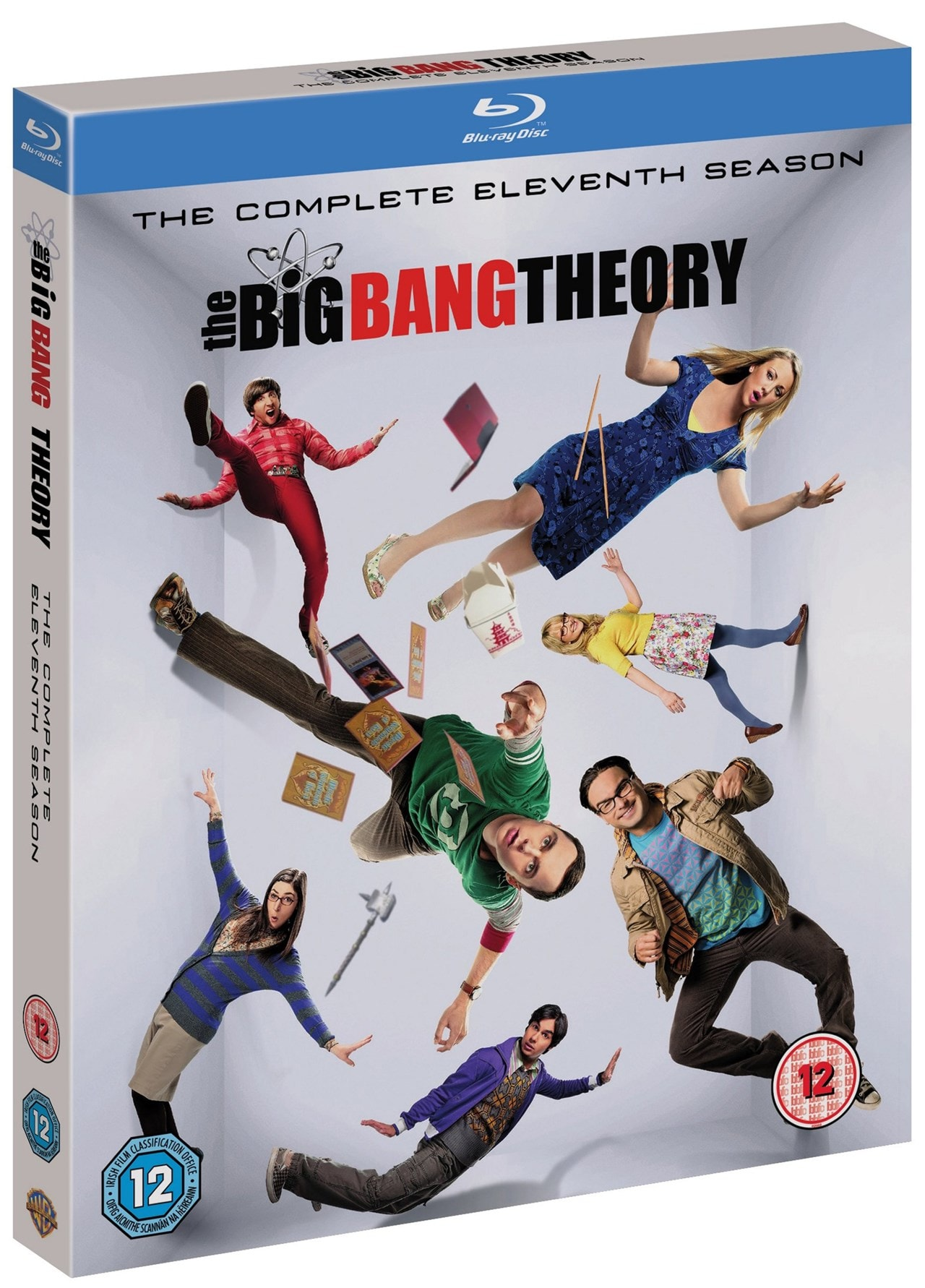 The Big Bang Theory: The Complete Eleventh Season - 2