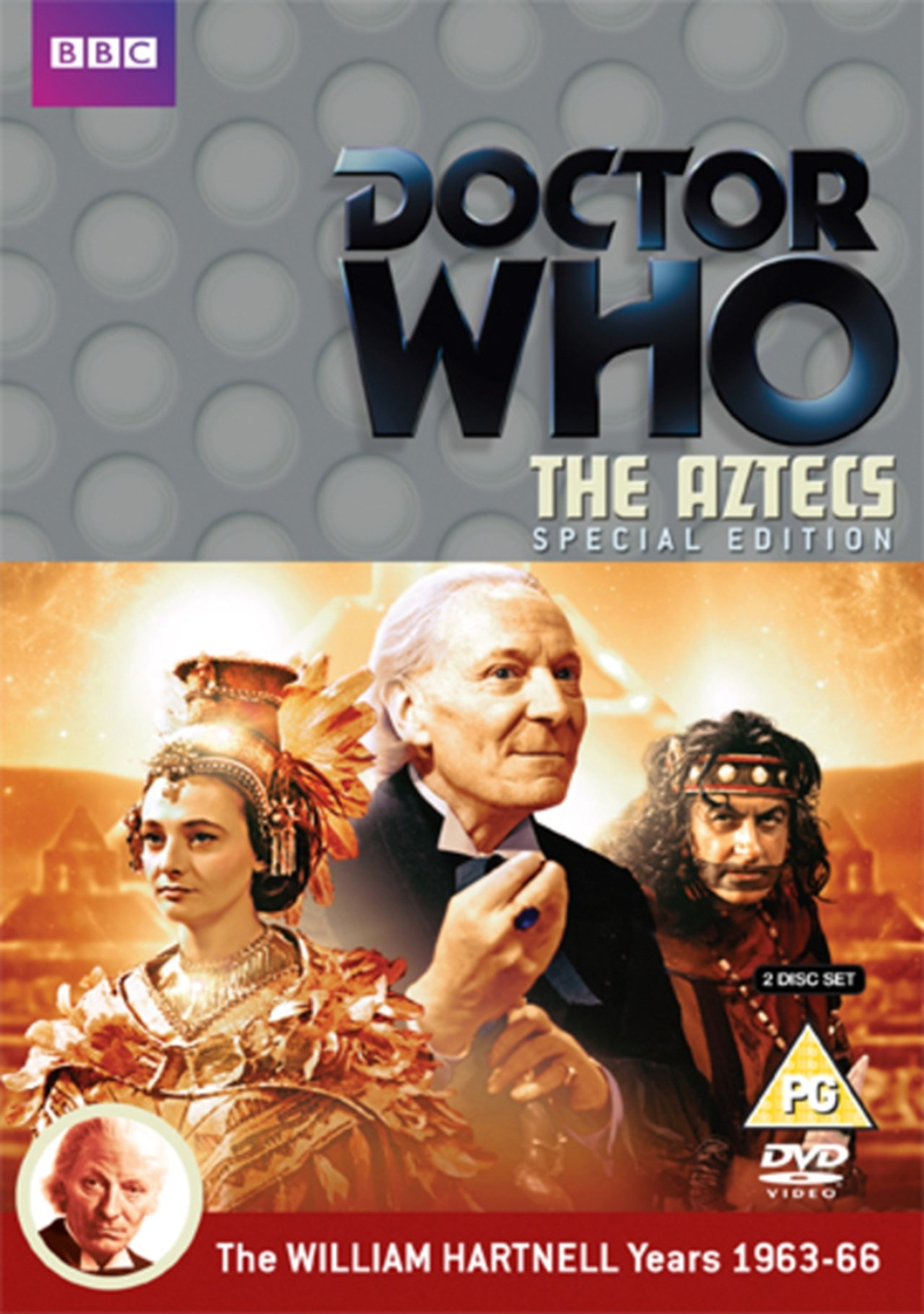 Doctor Who: The Aztecs - 1