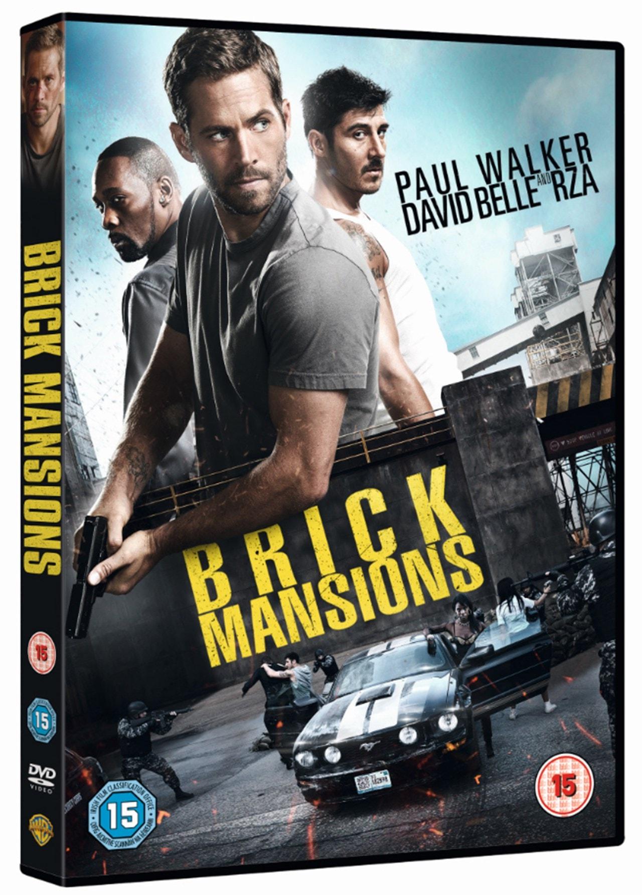 Brick Mansions - 2
