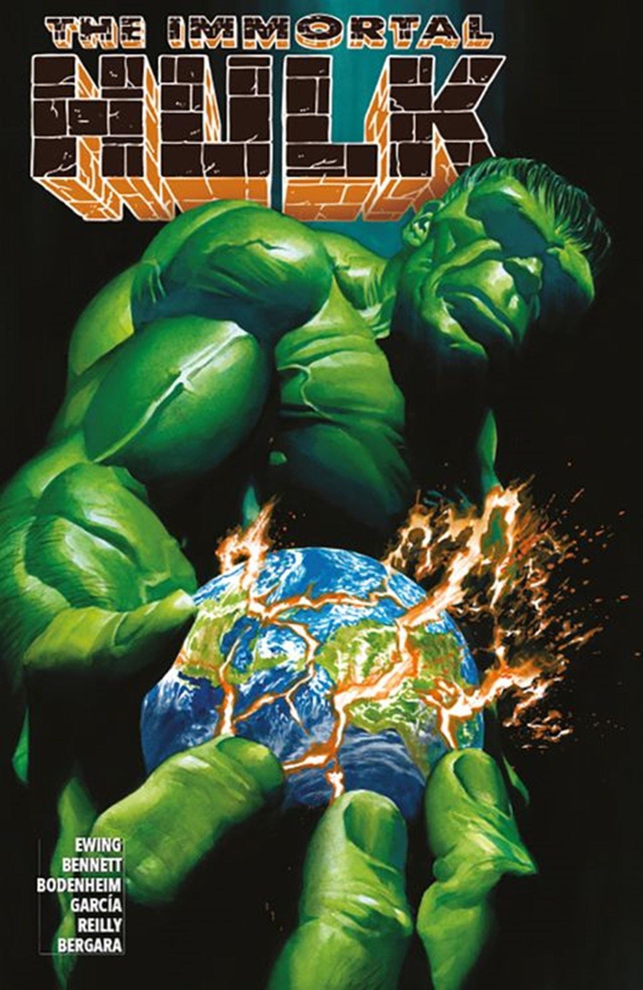 The Immortal Hulk Omnibus Volume 2 - 1