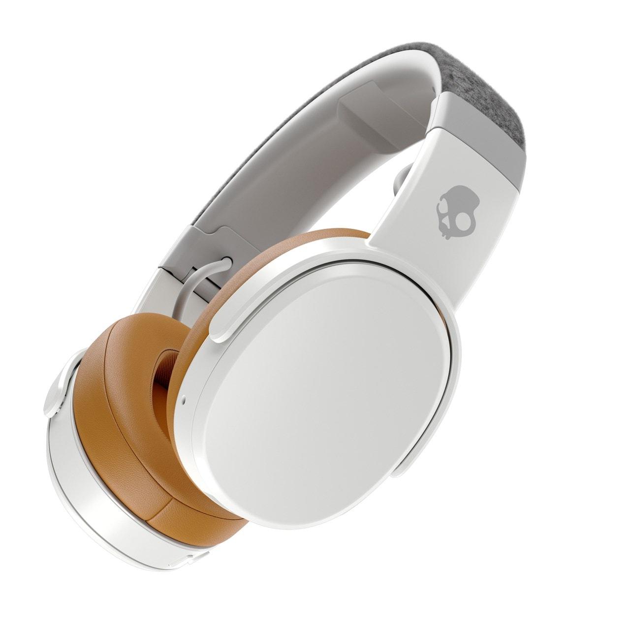 Skullcandy Crusher Grey/Tan Bluetooth Headphones - 2