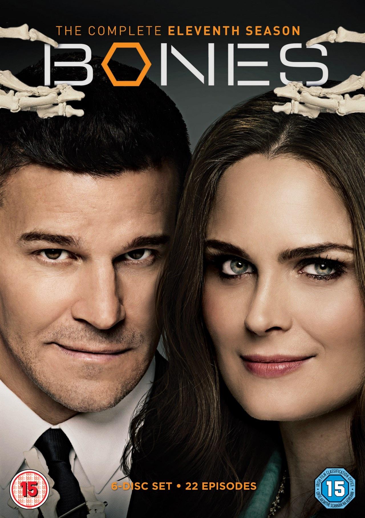 Bones: The Complete Eleventh Season - 1