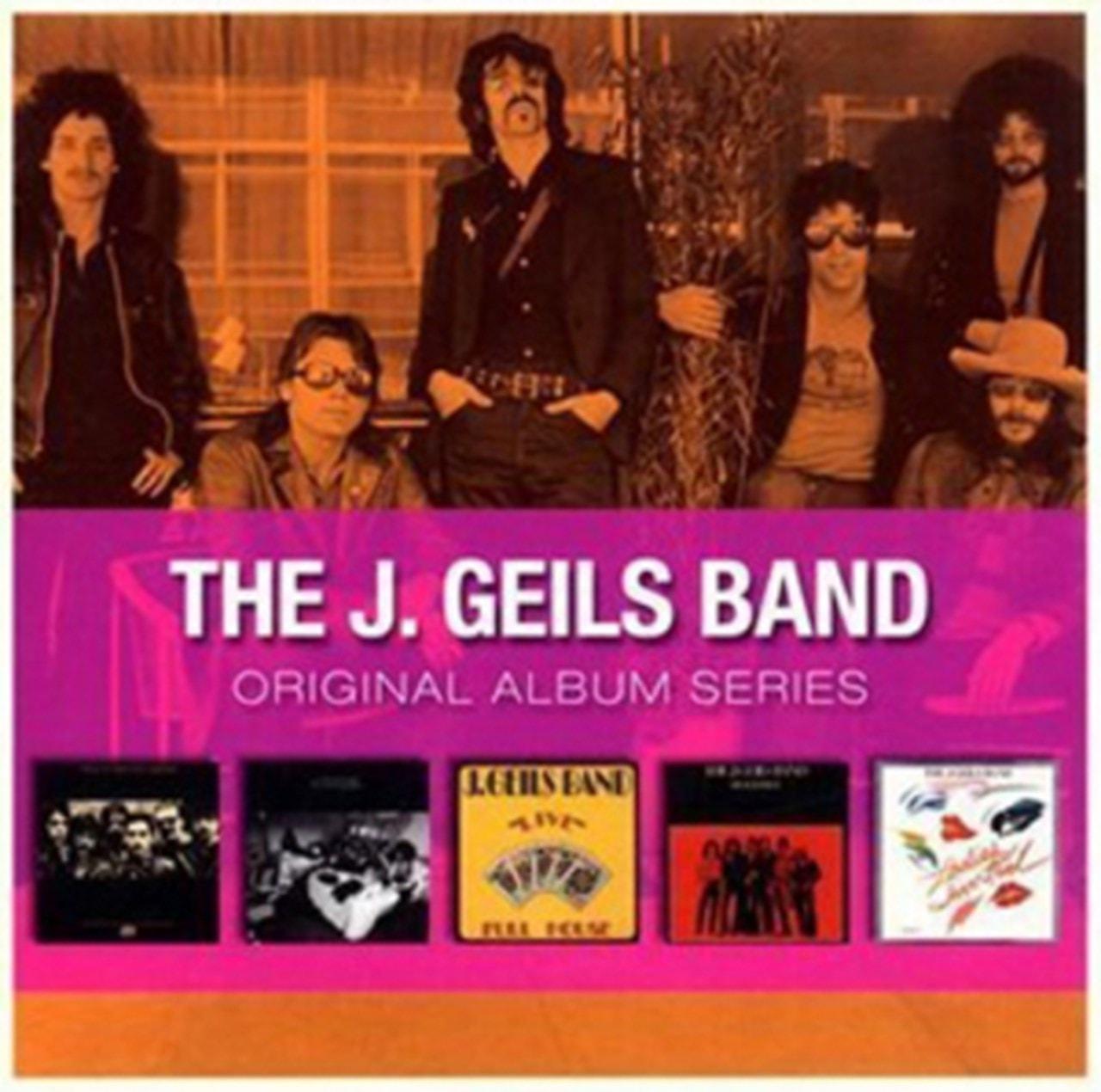 J. Geils Band - 1