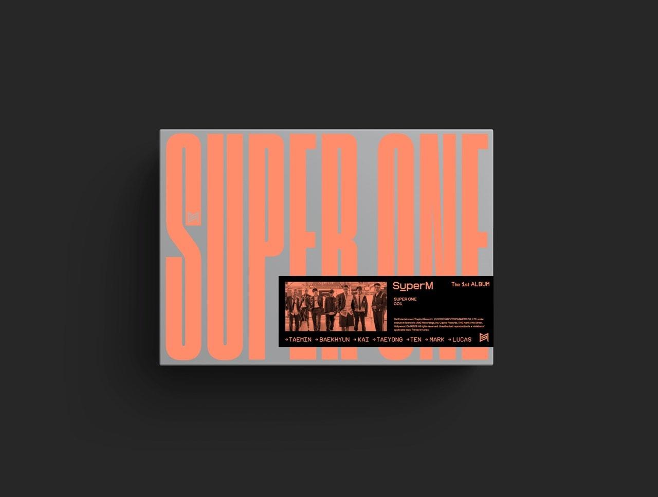 The 1st Album - Super One (Super Ver.) - 1
