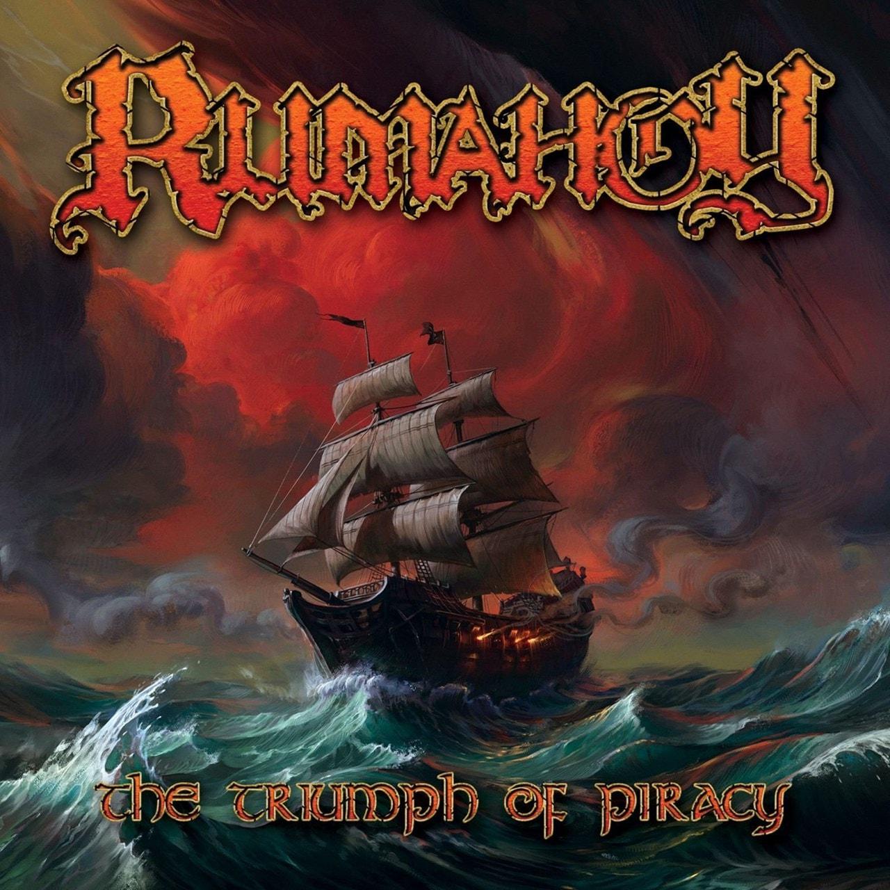The Triumph of Piracy - 1