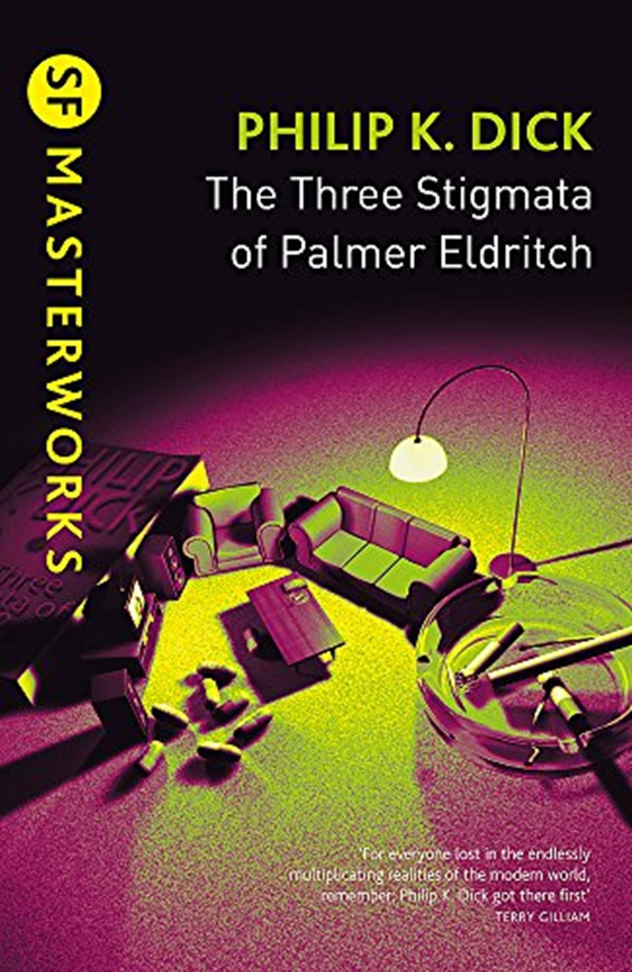The Three Stigmata Of Palmer Eldritch - 1