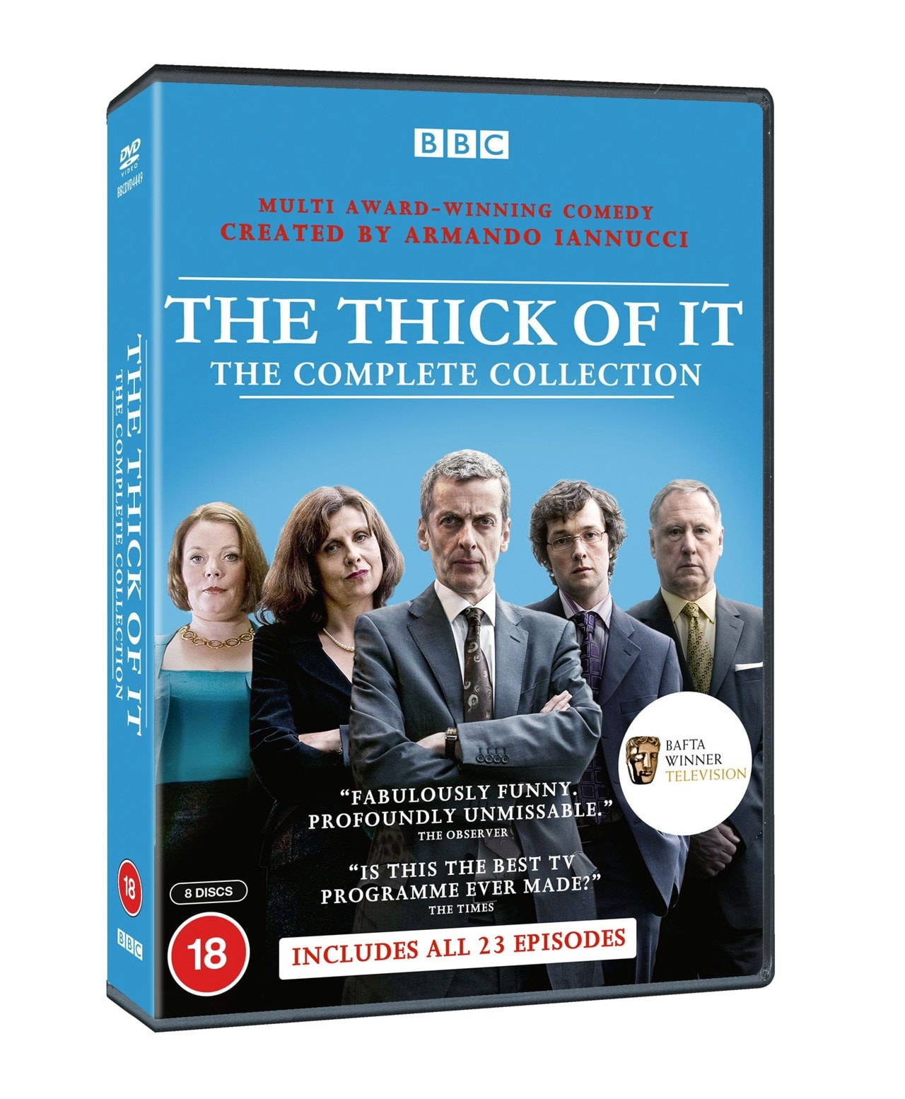 The Thick of It: Complete Collection - 2