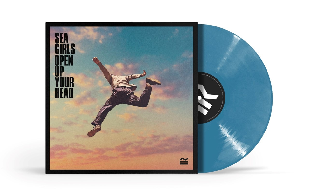 Open Up Your Head - Limited Edition Blue Vinyl - 1