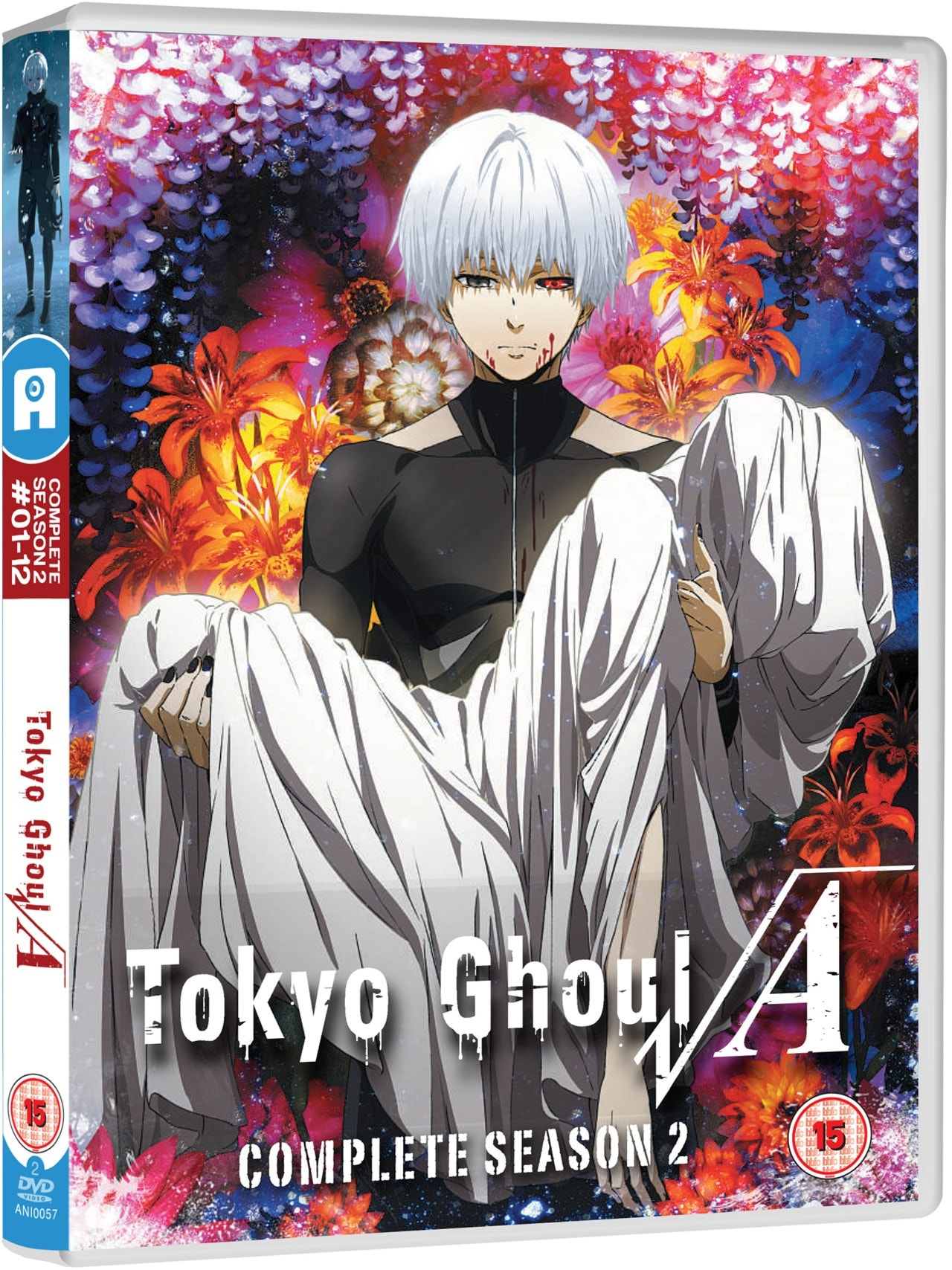 Tokyo Ghoul: Root A - 1