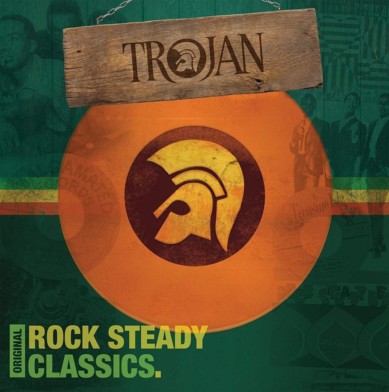 Original Rock Steady Classics - 1