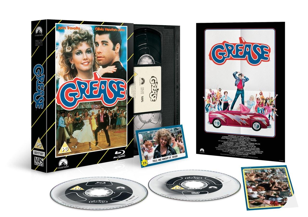 Grease - VHS Range - 3