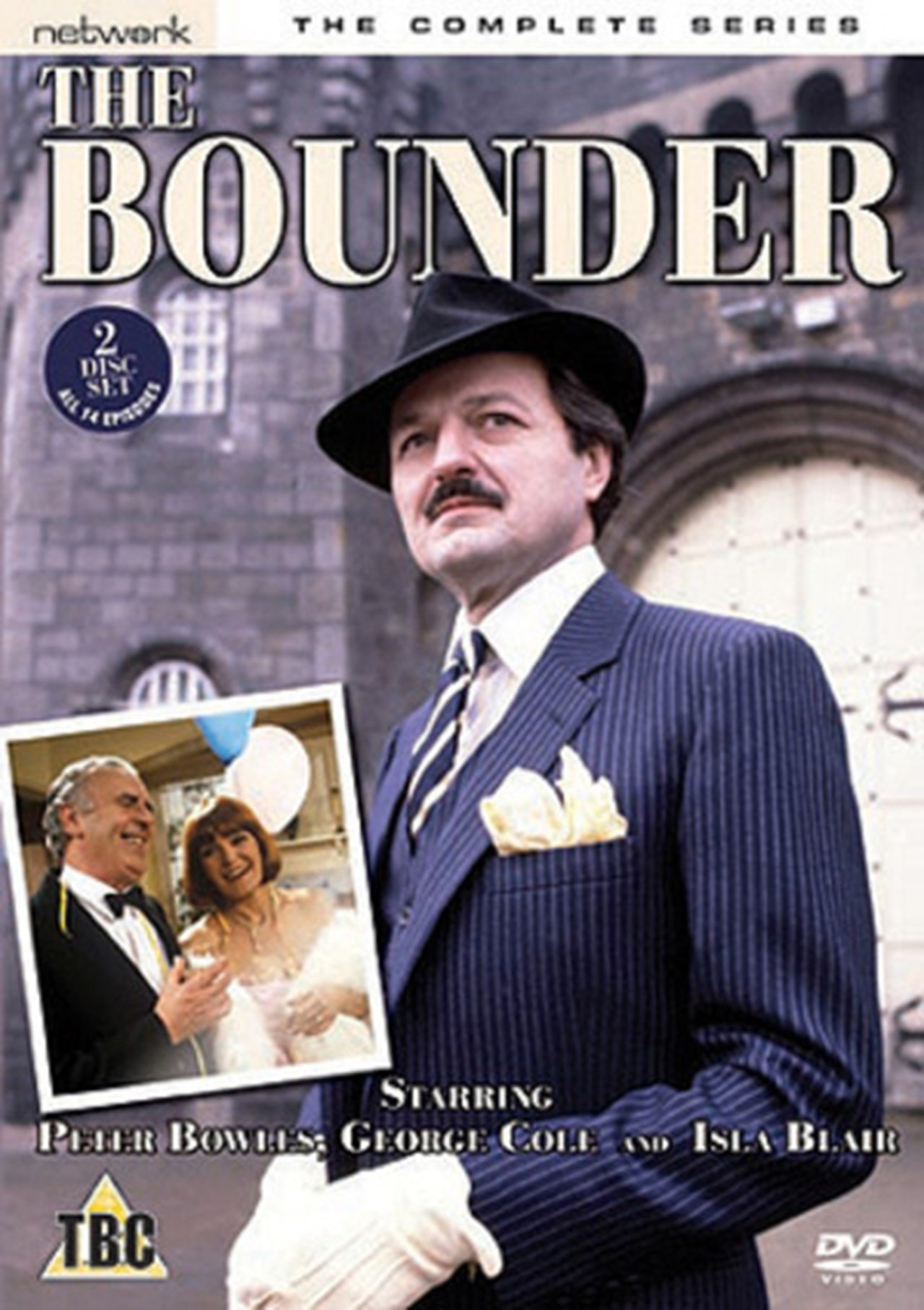 The Bounder: The Complete Series - 1