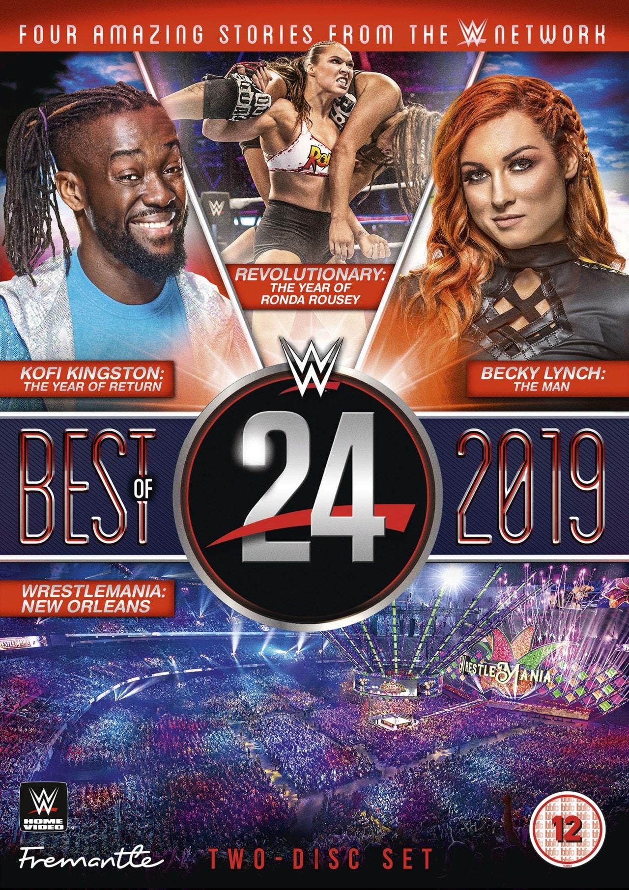 WWE: WWE24 - The Best of 2019 - 1