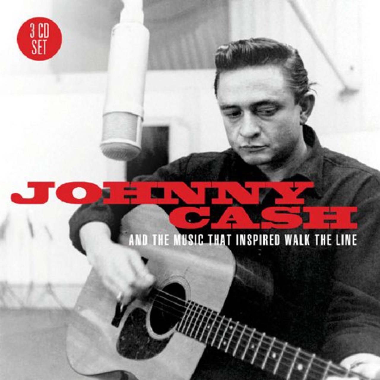 Johnny Cash and the Music That Inspired 'Walk the Line' - 1