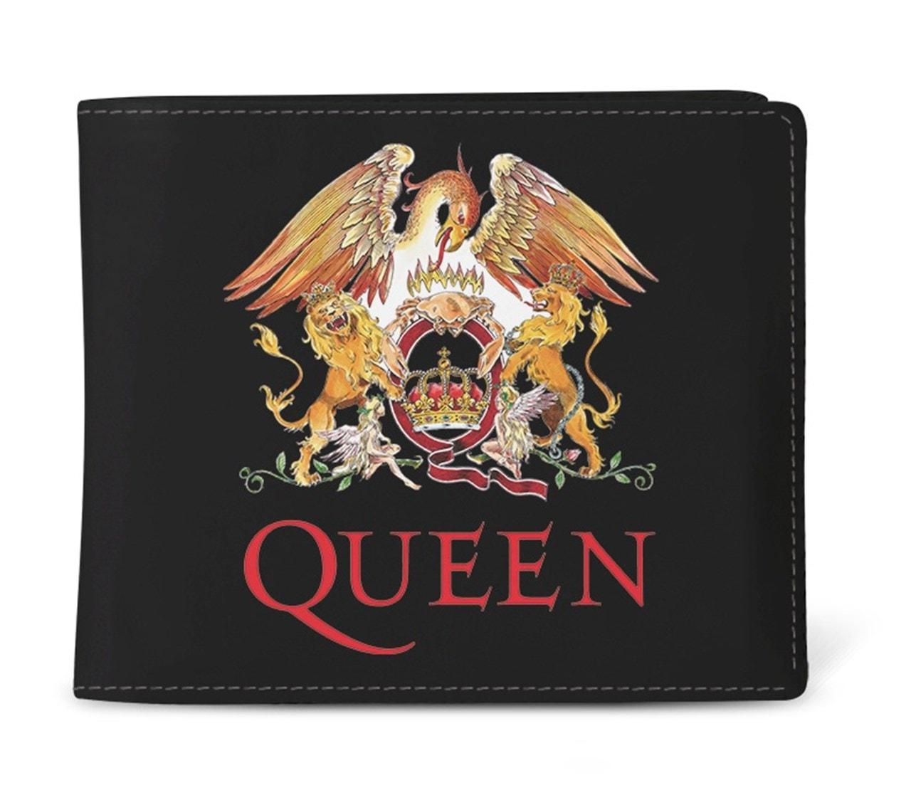 Queen: Classic Crest Wallet - 1