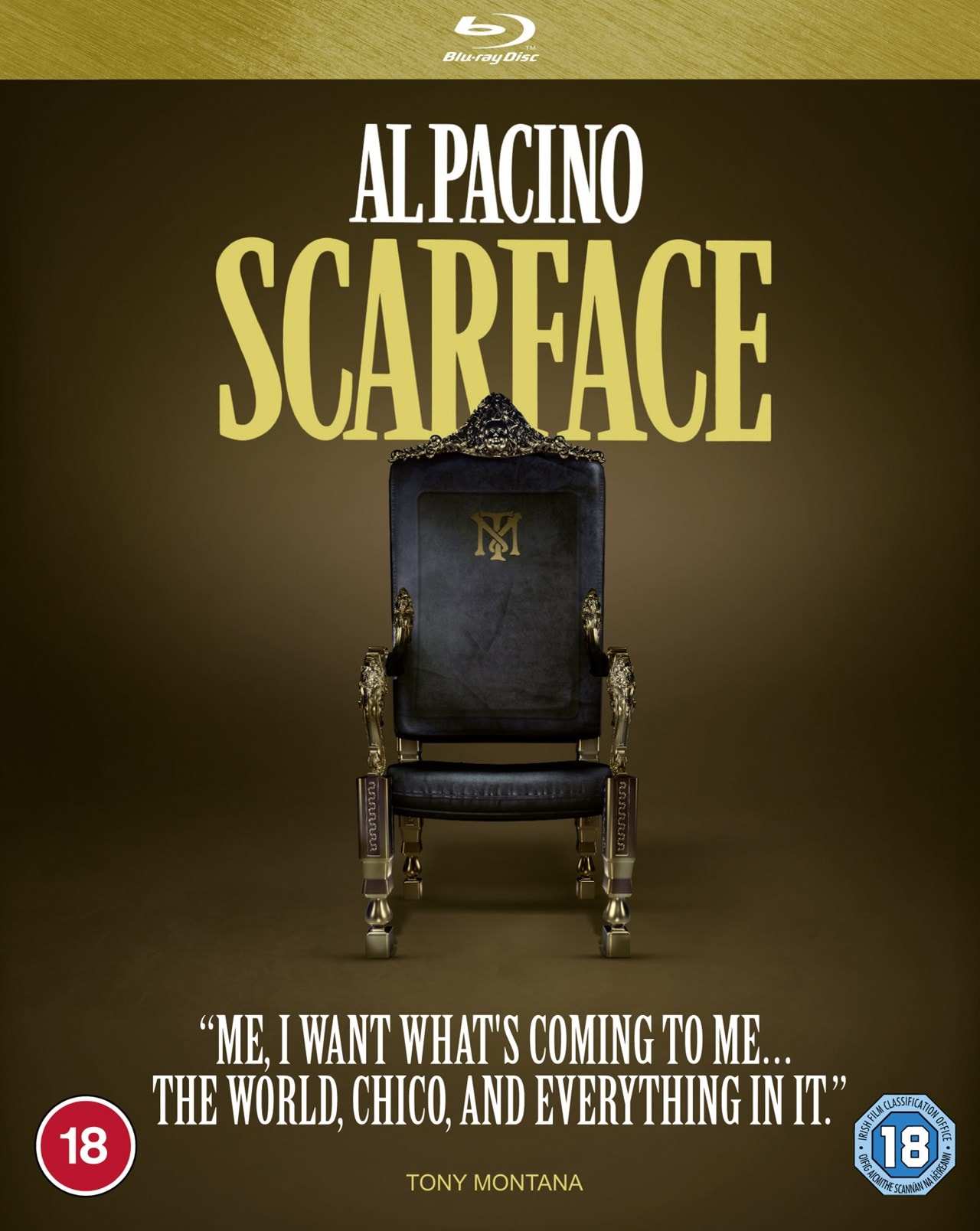Scarface - Iconic Moments (hmv Exclusive) - 1