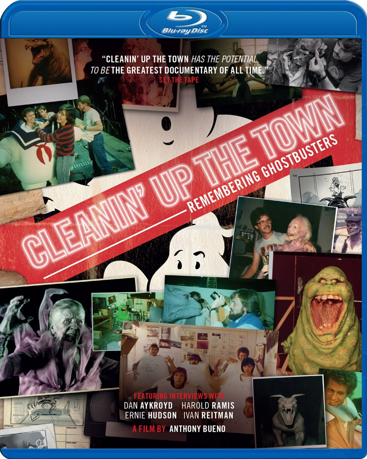 Cleanin' Up the Town: Remembering Ghostbusters - 1