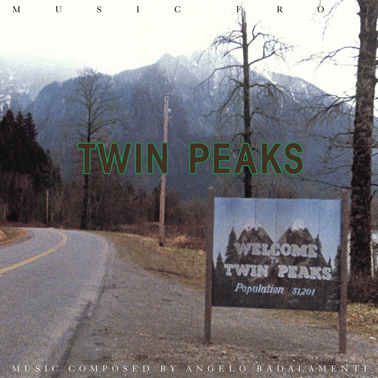 Music from Twin Peaks - 1