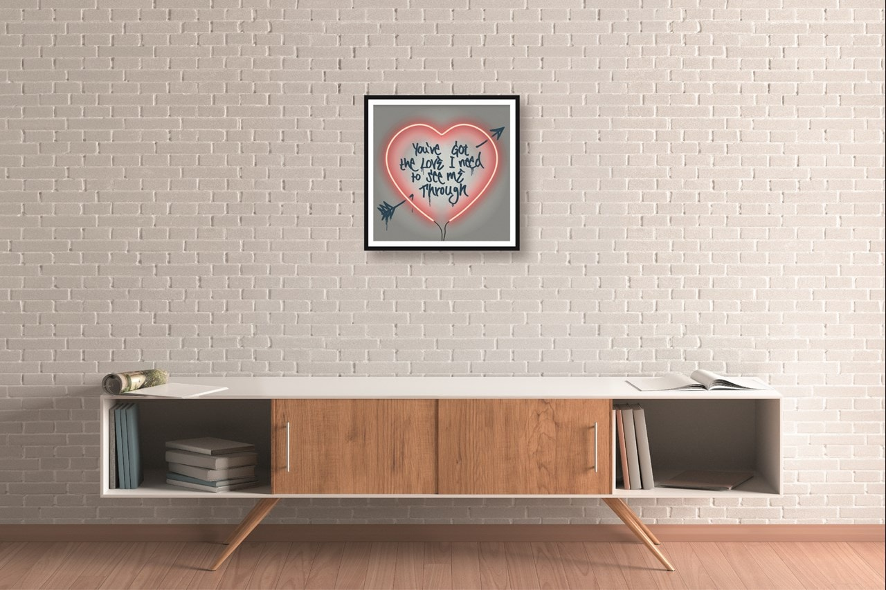 You've Got The Love: Limited Edition Fine Art Print By Kid B - 2