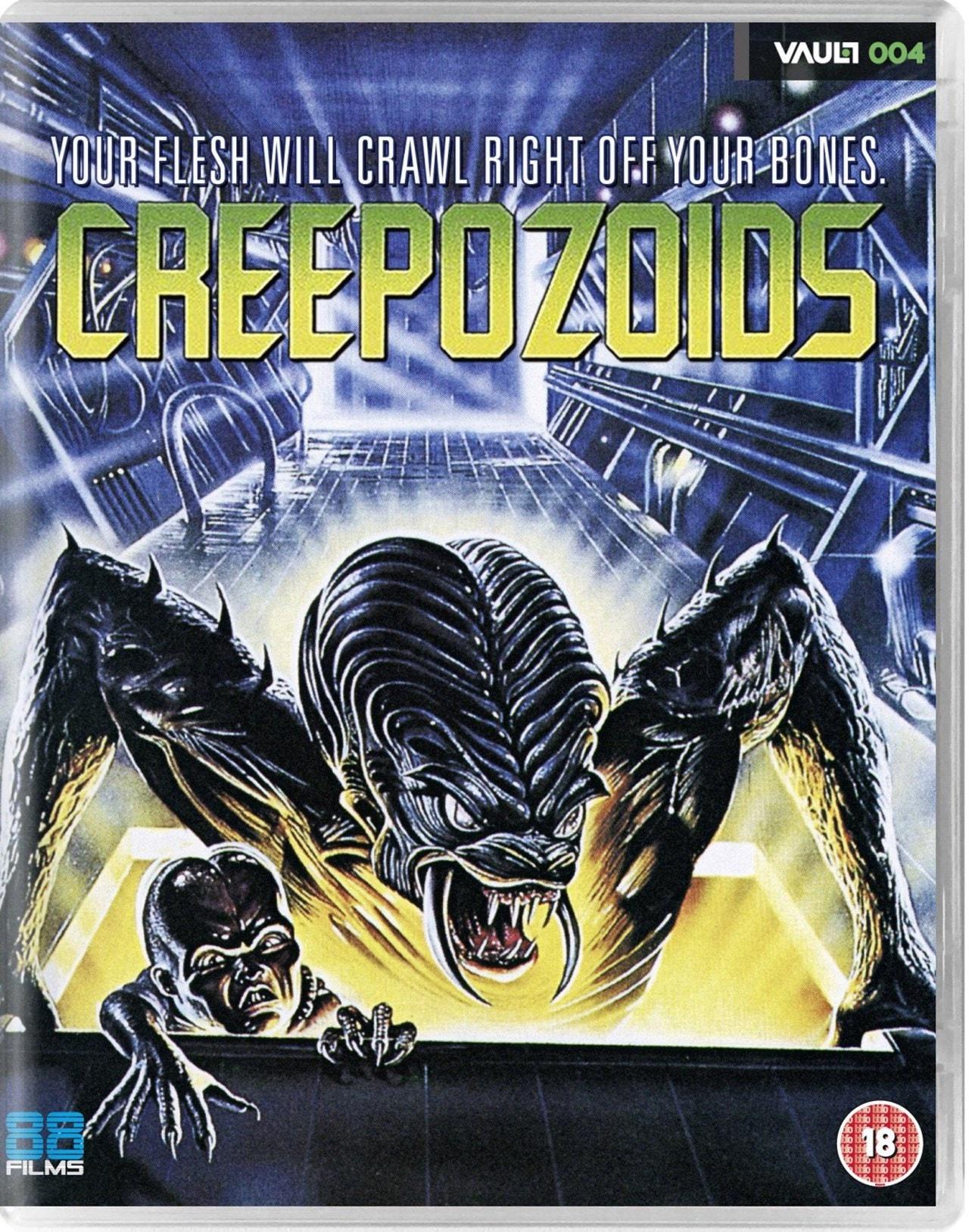 Creepozoids - 1