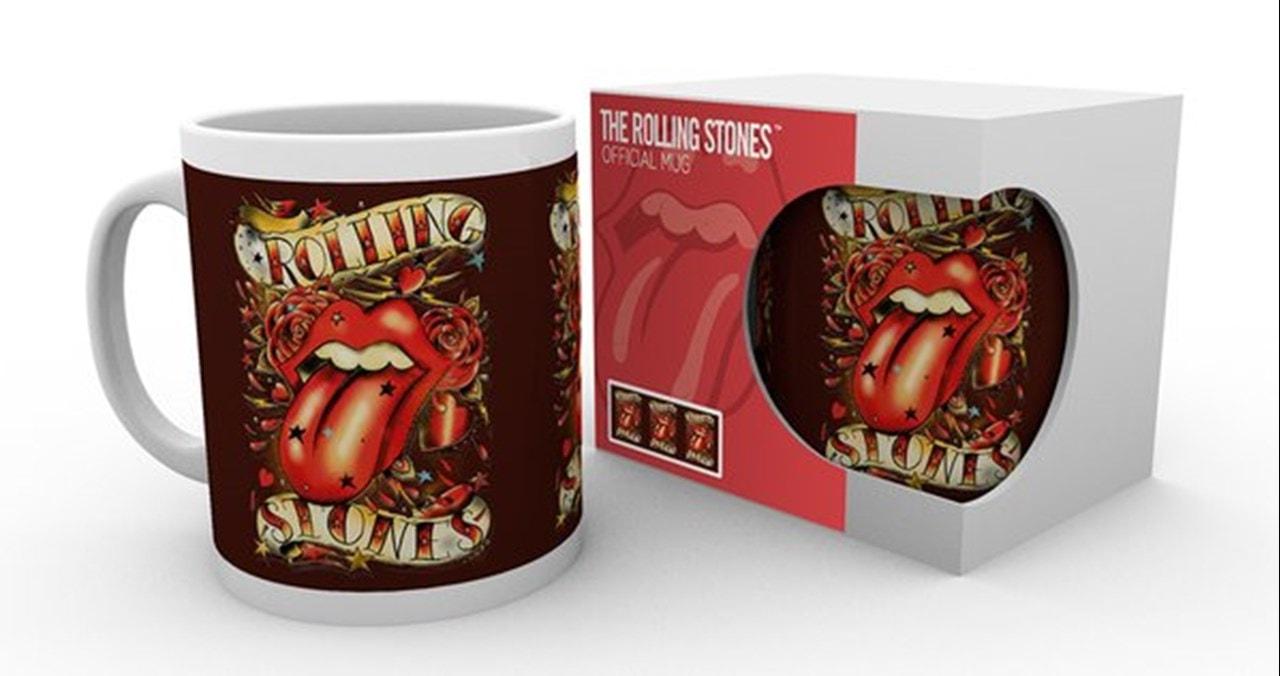 The Rolling Stones Tattoo Mug - 1