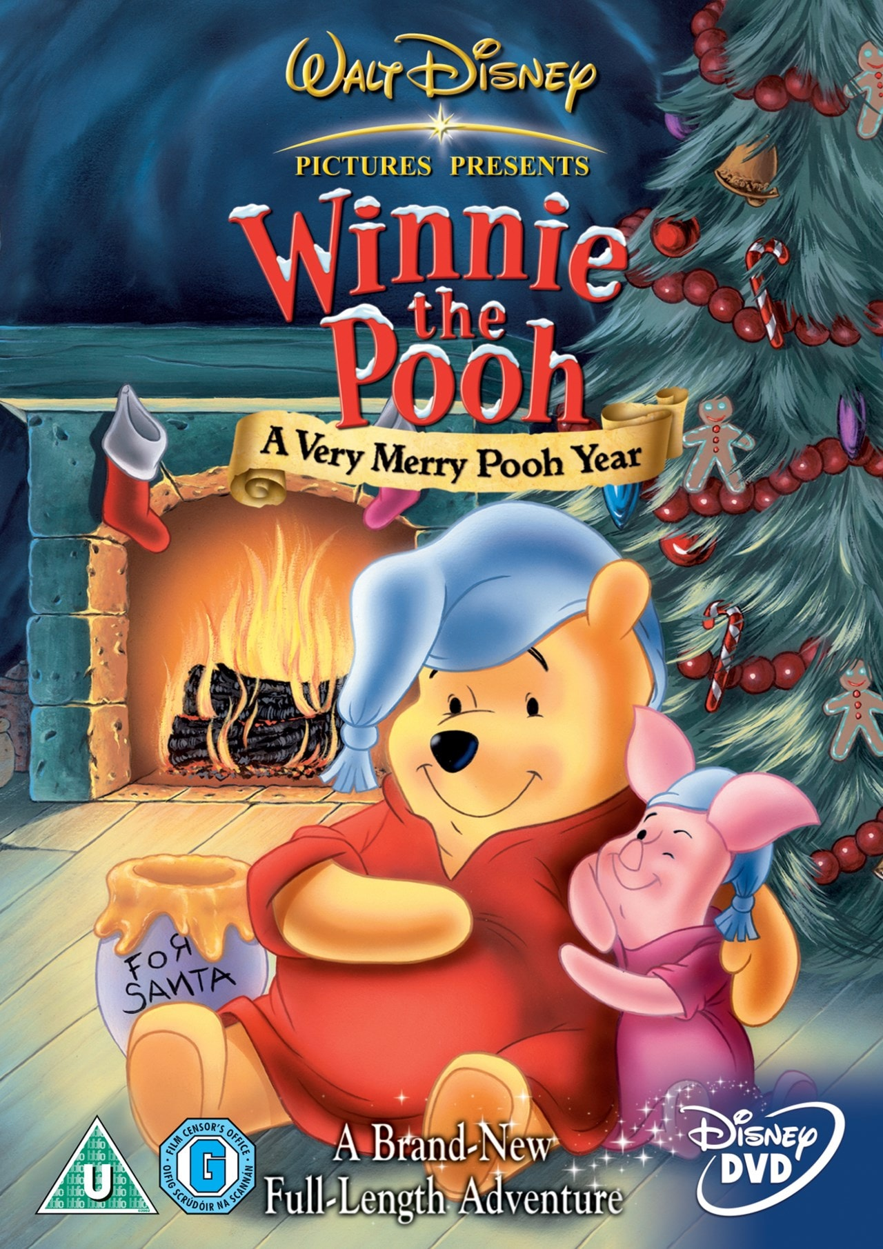 winnie the pooh a very merry pooh year  dvd  free