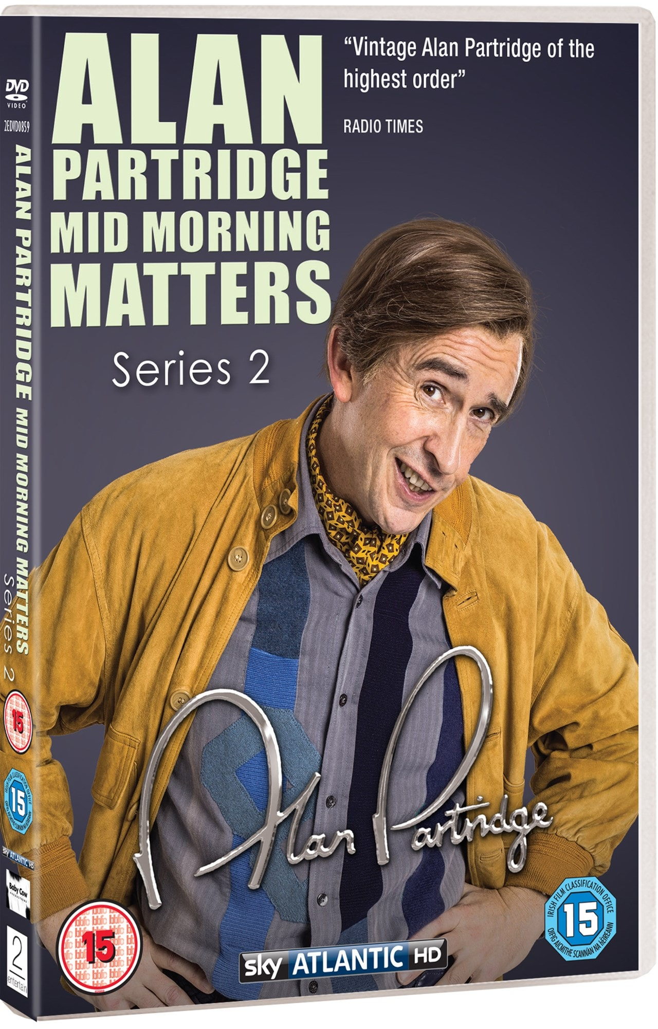 Alan Partridge: Mid Morning Matters - Series 2 - 2