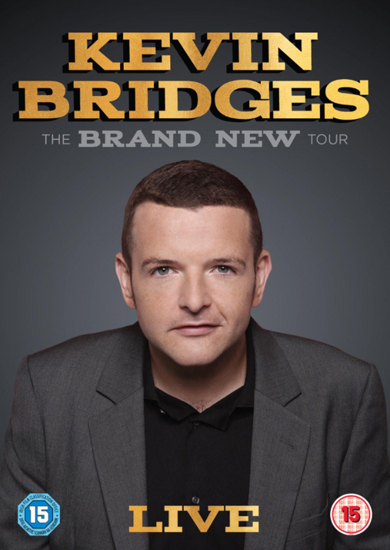 Kevin Bridges: The Brand New Tour - Live - 1
