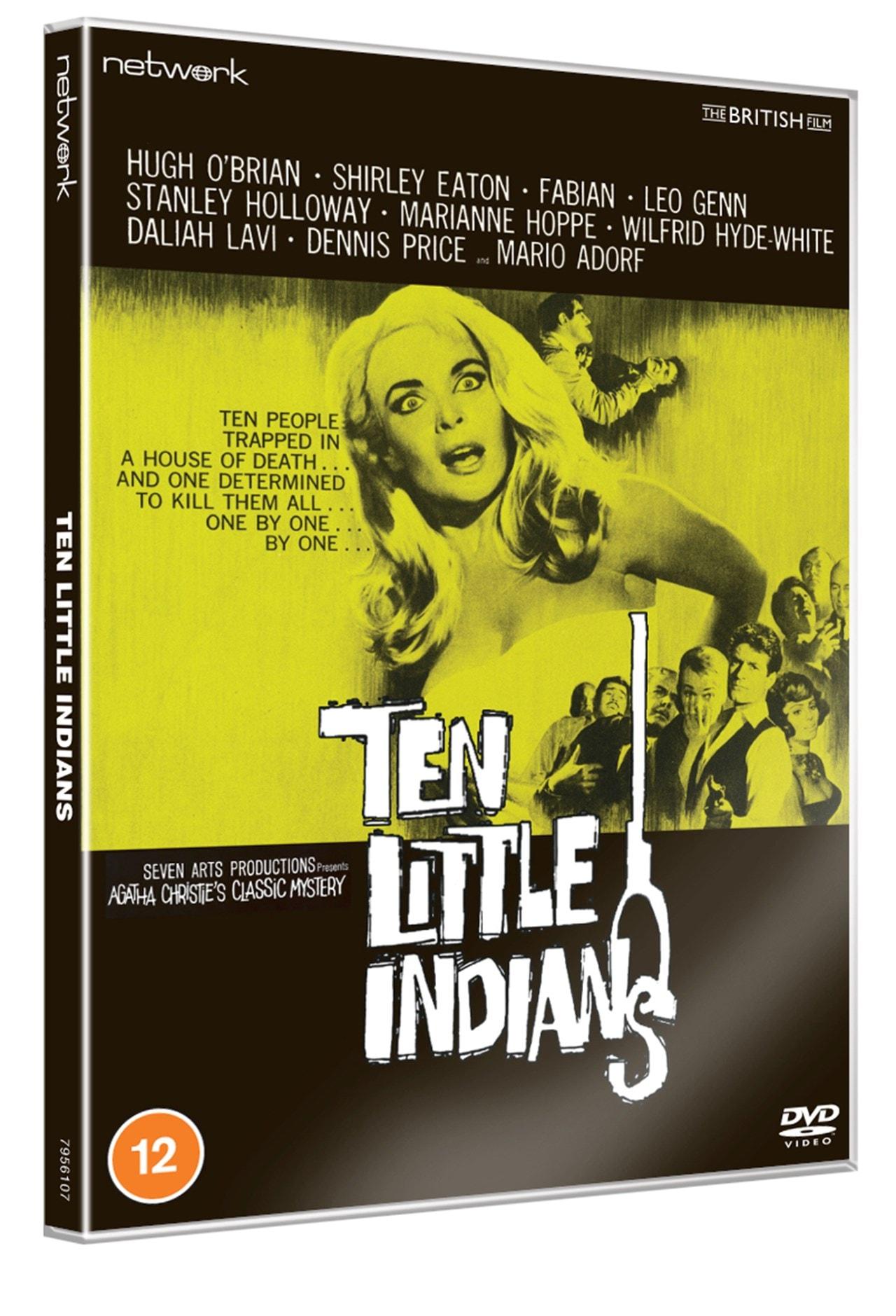 Ten Little Indians - 2
