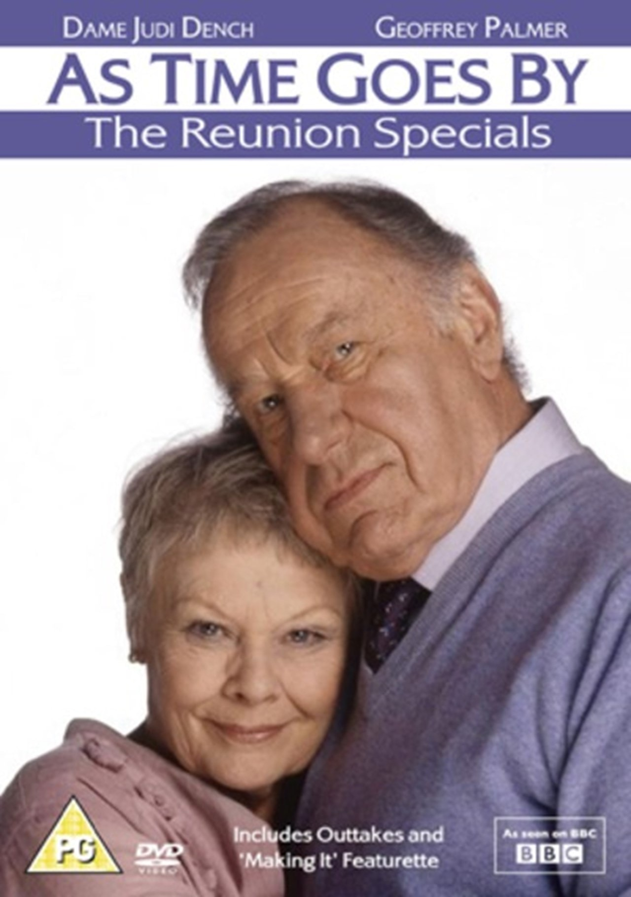 As Time Goes By: The Reunion Specials - 1