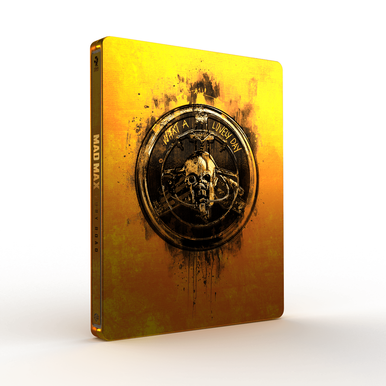Mad Max: Fury Road Titans Of Cult Limited Edition 4K Steelbook - 4