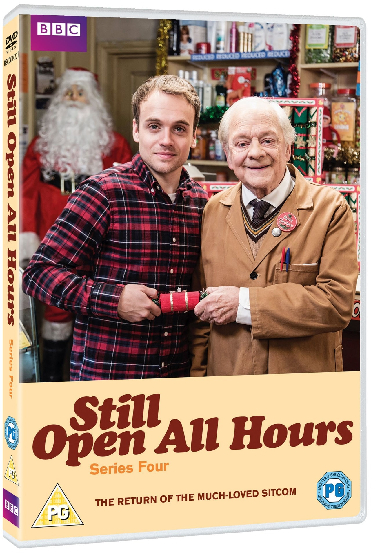 Still Open All Hours: Series Four - 2