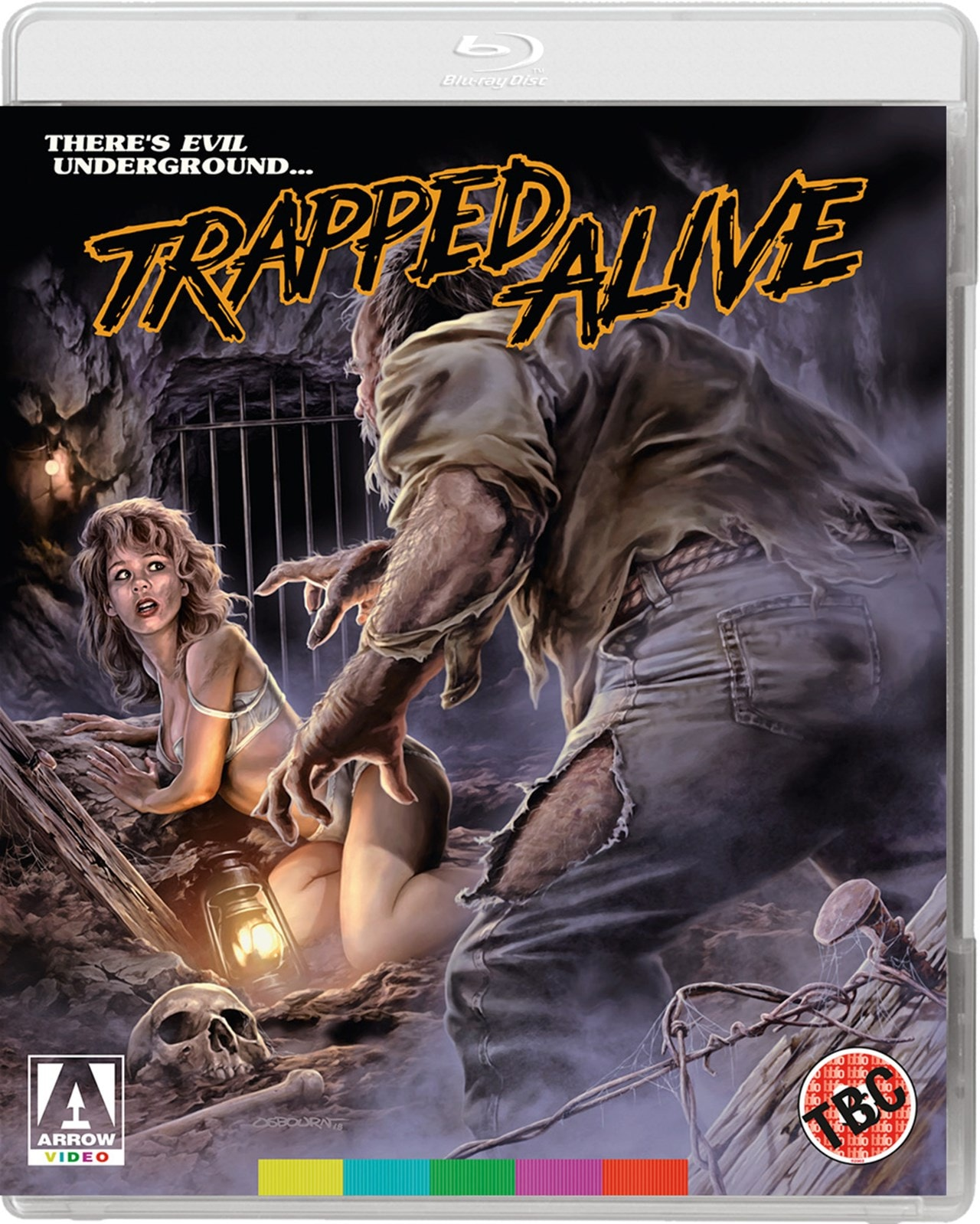 Trapped Alive - 1